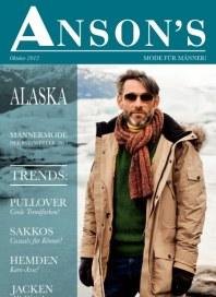 Anson's Alaska - Trends Oktober 2012 KW42