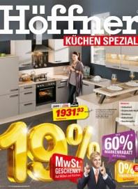 Höffner Küchen Spezial Oktober 2012 KW42