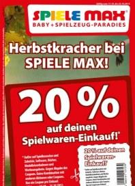 Spiele Max Herbstkracher bei Spiele Max Oktober 2012 KW42