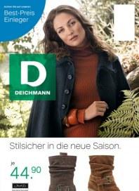 Deichmann Stilsicher in die neue Saison Oktober 2012 KW42