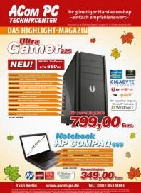 Acom PC Das Highlight-Magazin Oktober 2012 KW42