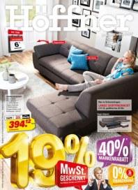 Höffner Marken stark reduziert Oktober 2012 KW43