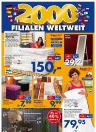 Dänisches Bettenlager Hauptflyer Oktober 2012 KW42 1