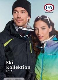 C&A Ski Kollektion 2012 Oktober 2012 KW43
