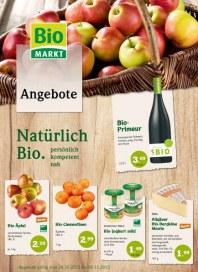 Biomarkt Natürlich Oktober 2012 KW43