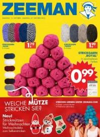 Zeeman Aktuelle Angebote Oktober 2012 KW42