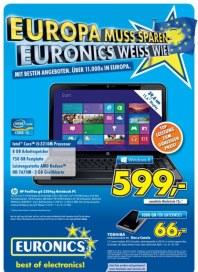 Euronics Europa muss sparen Oktober 2012 KW43