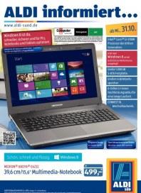 Medion Aldi Süd Windows 8 ist da Oktober 2012 KW44