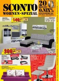 Sconto Wohnen Spezial Einleger Oktober 2012 KW43