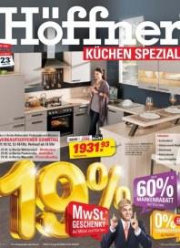 Höffner Küchen Spezial Oktober 2012 KW42 1