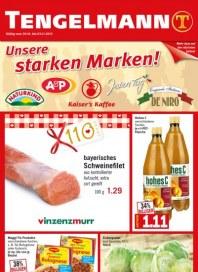 Tengelmann Unsere starken Marken Oktober 2012 KW44