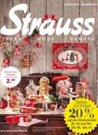 Strauss Innovation Es weihnachtet sehr Oktober 2012 KW44