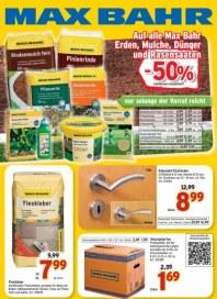 Bahr Baumarkt Aktuelle Angebote Oktober 2012 KW44