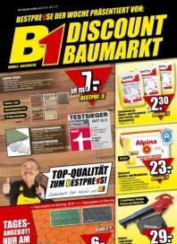 B1 Discount Baumarkt Aktuelle Angebote Oktober 2012 KW43 1