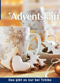 Tchibo Adventskaffee November 2012 KW46