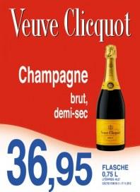Getränke Hoffmann Veuve Cliquot November 2012 KW45