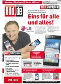 LG Eins für alle und alles November 2012 KW45