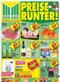 Marktkauf Preise runter November 2012 KW45