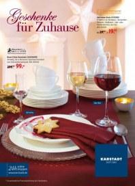 KARSTADT Geschenke für Zuhause November 2012 KW45