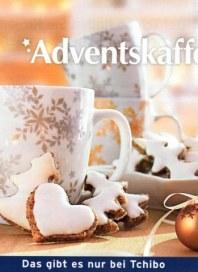 Tchibo Adventskaffee November 2012 KW46 1