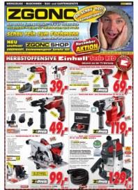 ZGONC Handel GmbH ZGONC Angebote bis 01.12.2012 November 2012 KW45