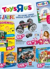 Toys'R'us 25 Jahre November 2012 KW45