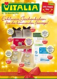 Vitalia Exklusive Geschenkideen November 2012 KW44