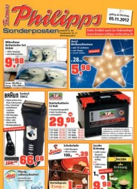 Thomas Philipps Sonderposten November 2012 KW45