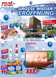 real,- Grosse Wieder-Eröffnung November 2012 KW45