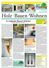 Holz Possling Holz Bauen Wohnen November 2012 KW45