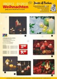 Dreetz & Firchau Weihnachten November 2012 KW45