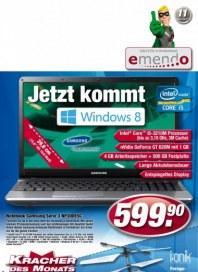 Emendo Aktuelle Angebote November 2012 KW44