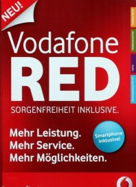 Vodafone Vodafone Red November 2012 KW45