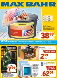 Bahr Baumarkt Aktuelle Angebote November 2012 KW45