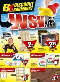 B1 Discount Baumarkt Aktuelle Angebote November 2012 KW44