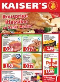 Kaisers Tengelmann Aktuelle Angebote November 2012 KW45