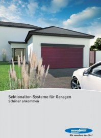 Praktiker Sektionaler-Systeme für Garagen November 2012 KW45