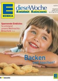 Edeka Backen und naschen November 2012 KW46