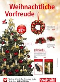 Weltbild Weihnachtliche Vorfreude November 2012 KW46