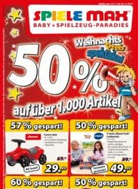 Spiele Max Weihnachts-Preisspektakel November 2012 KW46
