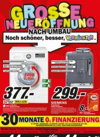 MediaMarkt Große Neueröffnung November 2012 KW46 1