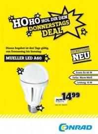 Conrad Sensationelle Aktions-Angebote November 2012 KW46 1