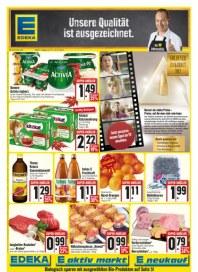 Edeka Unsere Qualität ist ausgezeichnet November 2012 KW47
