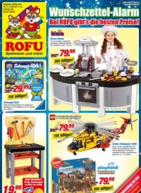 Rofu Kinderland Wunschzettel Alarm November 2012 KW46