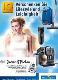 Dreetz & Firchau Verschenken Sie Lifestyle und Leichtigkeit November 2012 KW47