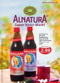 Alnatura Aktuelle Angebote November 2012 KW46