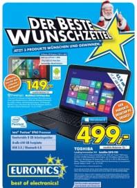 Euronics Der beste Wunschzettel November 2012 KW47