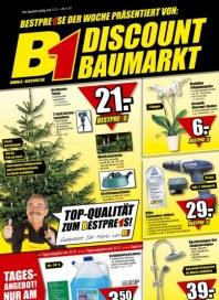 B1 Discount Baumarkt Aktuelle Angebote November 2012 KW46 1