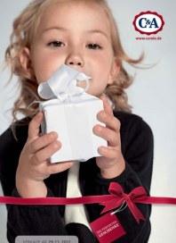 C&A Die perfekten Geschenke November 2012 KW47