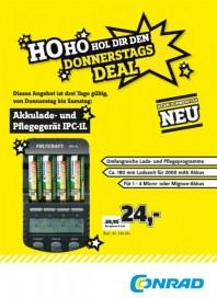 Conrad Sensationelle Aktions-Angebote November 2012 KW47 2